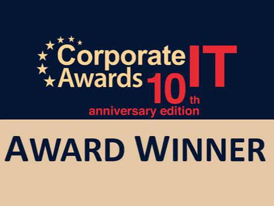 Corporate IT award
